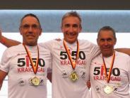 Triathlon: Die Gold-Oldies