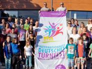Deutsches Turnfest: Meringer haben Spaß in Berlin