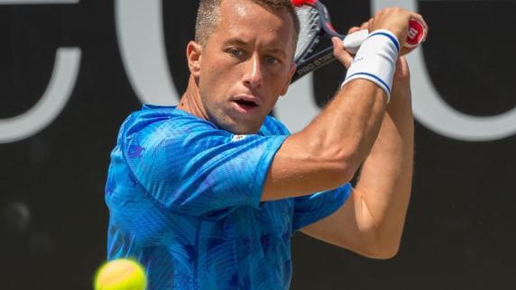 Kohlschreiber-Aus beim Tennis-Turnier in Stuttgart