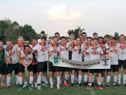 Jugendfußball: Dasing geht zum Saisonschluss die Luft aus
