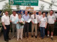 Lauber SV: Buntes Programm für alle Altersgruppen