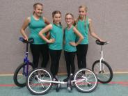 Hallenradsport: Erfolgreiche Premiere