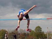 Leichtathletik: Überflieger auf der Schwaben-Bühne