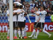 Confed Cup: Auftaktsieg: DFB-Elf 3:2 gegen Außenseiter Australien