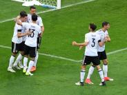 Confed-Cup: Löws junges Team siegt gegen Australien