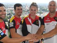 Kanu: Augsburger Kanuten stehen beim Heim-Weltcup unter Druck