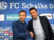 """Tedesco vorgestellt: Neuer Schalke-Trainer verspricht: """"Keine One-man-Show"""""""