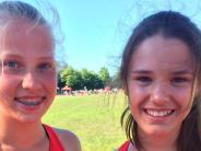 Leichtathletik: TSV-Mädchen steigern sich