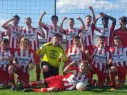 Jugendfußball: SG Hollenbach/Petersdorf schafft den Klassenerhalt