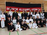 Allkampf-Jitsu: Durchgekämpft