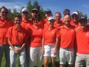 Golf: Klingenburgerverpassen den Hattrick