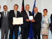 Ehrung: Hohe Auszeichnung für den TSV Wemding