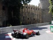 Formel 1: Die Tücken von Baku: Vettel und Hamilton suchen Titelform