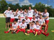 Jugend-Fußball: Mering macht's am Ende spannend