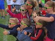 Leichtathletik: Allein auf weiter Flur