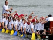 """Donaucup: Drachenboote und """"Galeeren"""""""