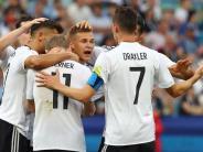 Confed Cup 2017: Löw freut sich auf Mexiko - Nächstes Ziel ist das Finale
