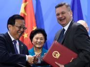 Fußball-Regionalliga: Hohn und Spott für den China-Deal