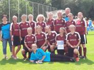 Jugendfußball: Mädchen verlieren im Endspiel