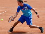 Tennis: Die Herren machen es spannend