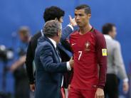 Ronaldo vs. Vidal: Portugal kampfeslustig vor Confed-Cup-Halbfinale gegen Chile