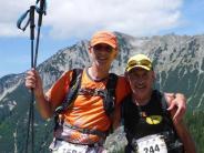 Marathon: Gipfelstürmer aus der Region