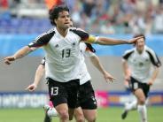 Hintergrund: Deutschland gegen Mexiko: Duelle bei großen Turnieren