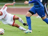 Fußball BFV-Pokal: Schon zur Pause ist alles entschieden