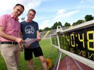 Leichtathletik: Countdown für das Rosenaustadion