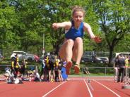 Leichtathletik: Sportliche Realschüler