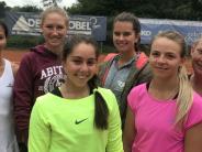 Tennis: Triumph mit einem Hauch von Tragik
