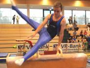 Turnen: Buttenwiesen II kämpft gegen den Abstieg
