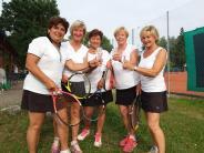 Tennis: Auf die Bayernliga angestoßen