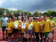 Leichtathletik: Rieser Schulen ganz vorne