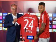 FC Bayern München: Corentin Tolisso: Das ist Bayerns teures Allzweckwerkzeug