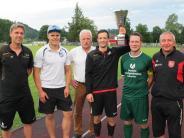 Fußball: Gastgeber holt erneut den Cup