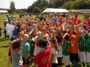 Jugendfußball: Pokale für alle