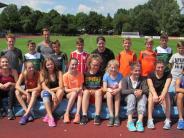 Schulsport: In Schwaben die beste Mädchenmannschaft