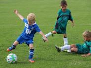Fußball: Markt-Turnier in Inchenhofen