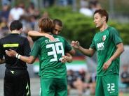FC Augsburg: FCA strahlt beim 2:0-Erfolg gegen Kaiserslautern mehr Torgefahr aus