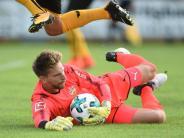 1:2 beim Test gegen Dresden: VfB hat große Ziele mit Zieler:Deutsche Nummer drei