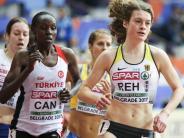 Leichtathletik: Silber oder Bronze sind drin für Alina Reh