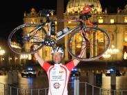 Radsport: Glücksgefühle am Petersplatz
