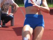 Leichtathletik: Sechs erste Plätze und viele Top-Platzierungen