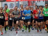 Leichtathletik: Benjamin Dillitz hat in Aichach den flottesten Schritt