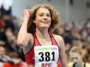 Leichtathletik: Neue Bestzeit und eine Medaille