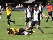 Fußball: Sieben auf einen Streich