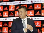 Chinesischer Chef: AC Mailand im Kaufrausch -Interesse auch an Aubameyang