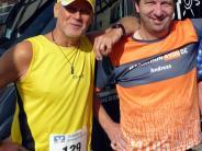 : Wieder Marathons gesammelt