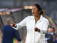 Porträt: Steffi Jones: Fußball hilft, mit Schicksalsschlägen umzugehen